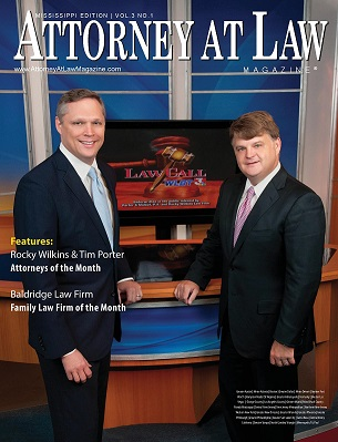 Click to read Attorney At Law Magazine article.