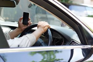Distracted Driving & the Law