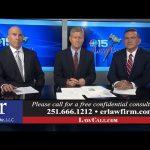 2/10/2018 – Insurance Deductibles – Mobile, AL – LawCall – Legal Videos