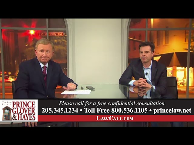 2/15/2018 – Misled By An Attorney – Tuscaloosa, AL – LawCall – Legal Videos