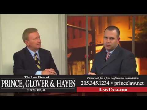 3/1/2018 – What Is Burden Of Proof? – Tuscaloosa, AL – LawCall – Legal Videos