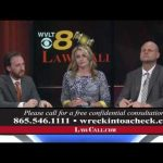 5/13/2018 – Child Support From Another State – Knoxville, TN – LawCall – Legal Videos