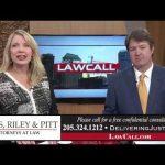 5/6/2018 – Hit & Run Injuries – Birmingham, AL – LawCall – Legal Videos