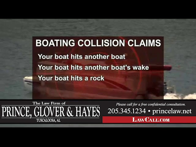 6/28/2018 – Boating Laws – Tuscaloosa, AL – LawCall – Legal Videos