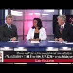 7/1/2018 – Uninsured Motorist Coverage – Macon, GA – LawCall – Legal Videos