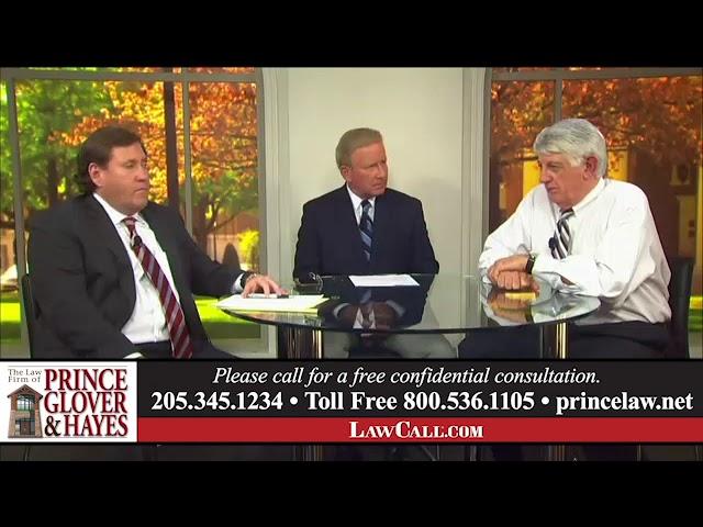 7/12/2018 – Transferring Insurance – Tuscaloosa, AL – LawCall – Legal Videos