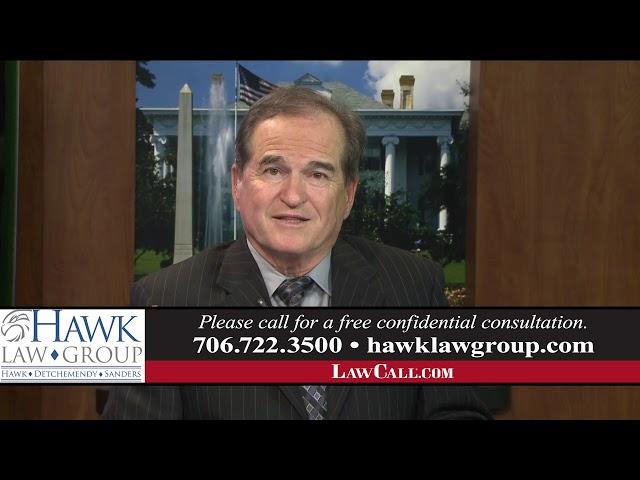 1/13/2019 – Automobile Liability – Augusta, GA – LawCall – Legal Videos
