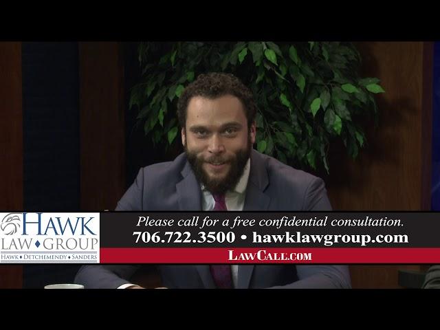 1/13/2019 – Neighborhood Association – Augusta, GA – LawCall – Legal Videos
