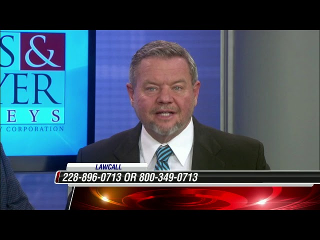 LawCall 2019 WLOX & WDAM – Personal Injury with Jim Reeves