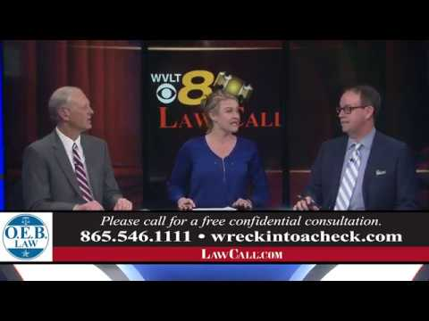 4/7/2019 – Bankruptcy Facts – Knoxville, TN – LawCall – Legal Videos