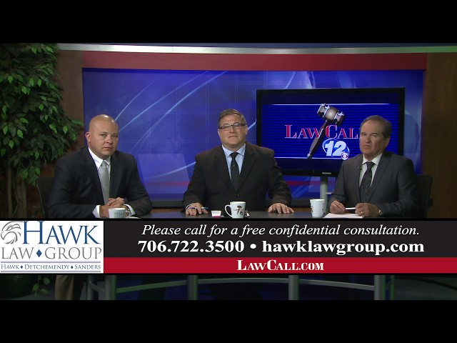 4/28/2019 – Sex Offender Registry – Augusta, GA – LawCall – Legal Videos