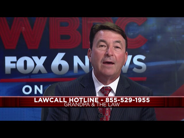What to do if you're involved in a car wreck in a parking lot – LawCall Videos