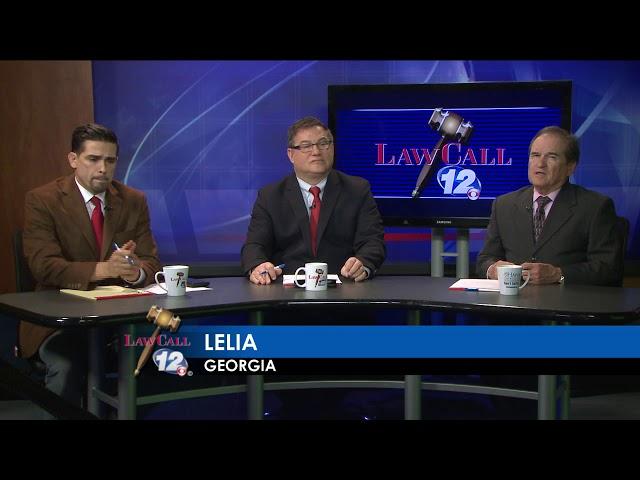 Statute of Limitations on a Car Wreck – LawCall Augusta – December 2019