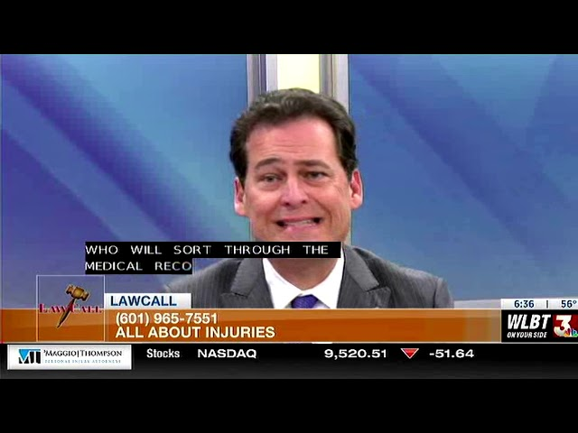 What are your options if you're a victim of medical negligence – LawCall Jackson – Legal Videos