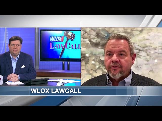 Passenger in Car Wreck – LawCall Biloxi – July 2020