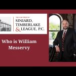 Who is William Messervy?