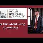 What's the best part about being an attorney?