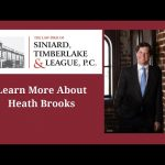 Learn More About Heath Brooks