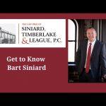 Get to Know Bart Siniard