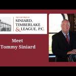 Meet Attorney Tommy Siniard